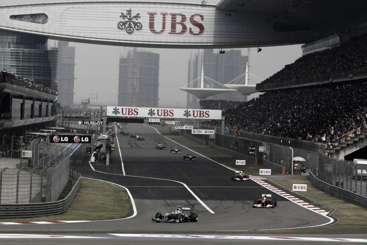 El GP 1.000 será en China y no en Silverstone