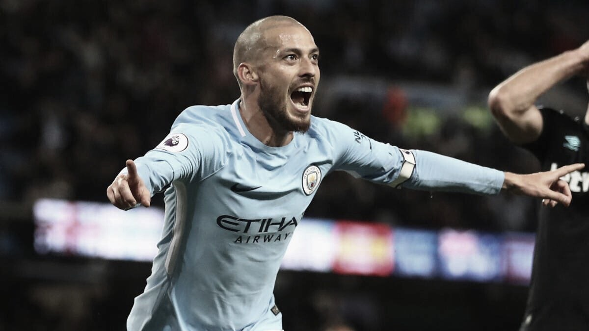 David Silva:''10 años son suficientes para mí''