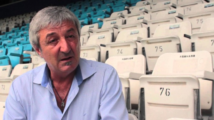 """Entrevista. Alfredo Chiodini: """"Hoy por hoy Sava es el técnico de Racing"""""""