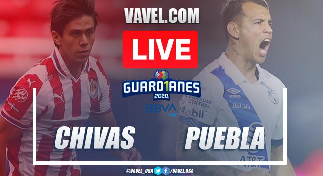 Chivas vs Puebla Live: Stream Online TV Updates and How to Watch Liga MX