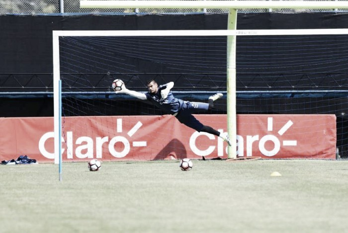 """Romero: """"Debemos lograr que Argentina gane y guste"""""""