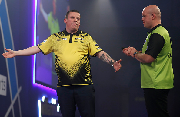 Darts: Nearly is not enough for the ambitious Dave Chisnall