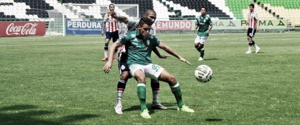 Chivas Sub 20 toma la delantera ante León