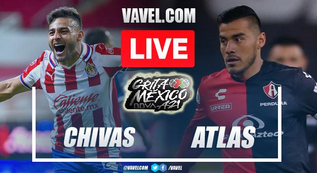 Goals and Highlights: Chivas 0-1 Atlas in Liga MX 2021