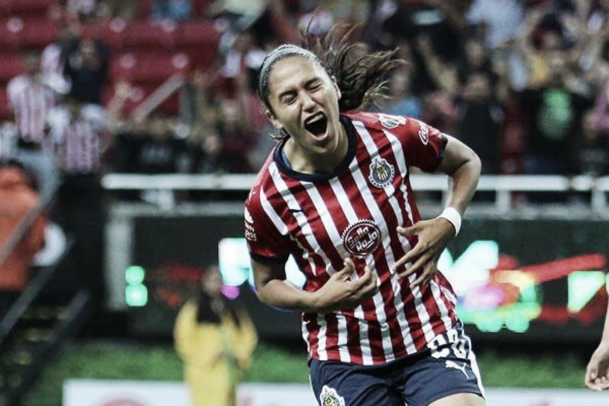Chivas Femenil inicia con el pie derecho el Apertura 2018