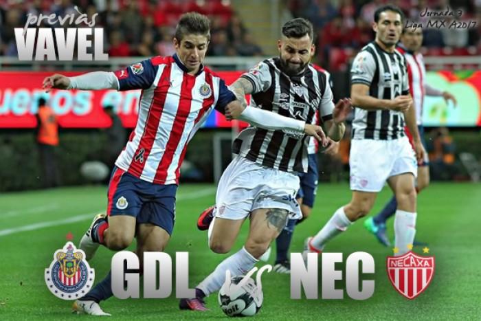 Chivas convoca a jugadores de experiencia para enfrentar Copa MX