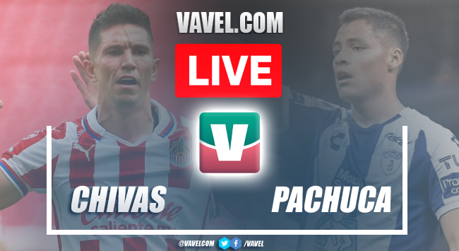 Goals and Highlights: Chivas 3-1 Pachuca in Friendly Match 2021