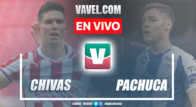Goles y resumen del Chivas 3-1 Pachuca en Partido Amistoso 2021