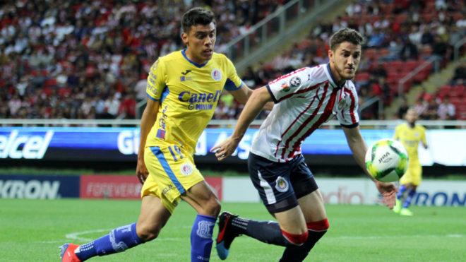 Jugadores que han vestido la playera de Chivas y Atlético de San Luis