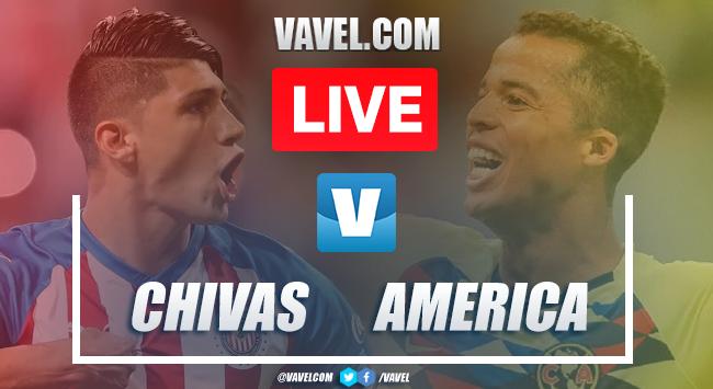 Goals and Highlights: Chivas Guadalajara 0-0 Club America, Friendly Game 2019