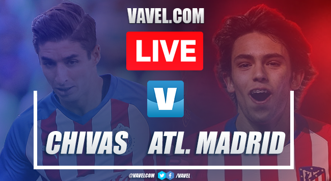Chivas Guadalajara vs Atlético de Madrid: LIVE Stream TV Updates and How to Watch ICC 2019 (0-0)
