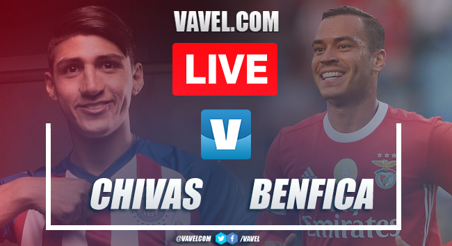 Chivas Guadalajara vs Benfica: Live Stream TV Updates and How to Watch ICC 2019 (0-0)