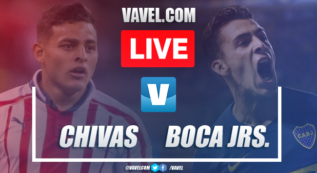 Goals and Highlights: Chivas 0-2 Boca Juniors, Colossus Cup 2019