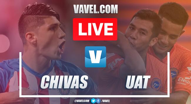 Goal and Highlights: Chivas 0-1 Correcaminos, 2019 Copa MX