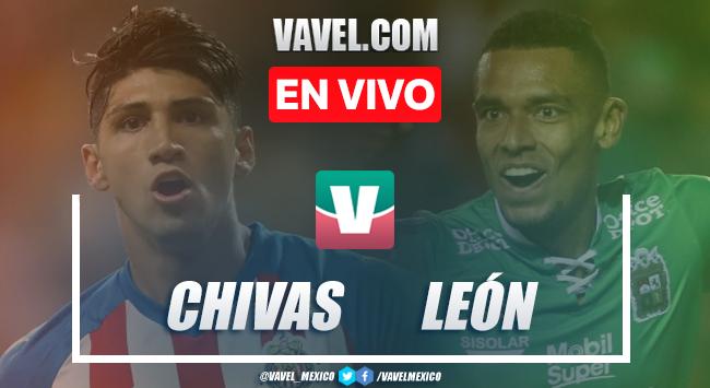 Resumen y goles Chivas 1-0 León en Amistoso 2019