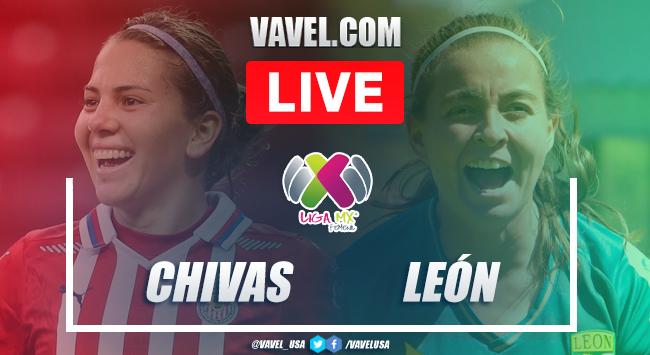 Goals and Highlights Chivas Femenil 5-1 Leon Femenil, 2021 Liga MX