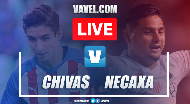 Chivas vs Necaxa LIVE Stream and Score (0-2)