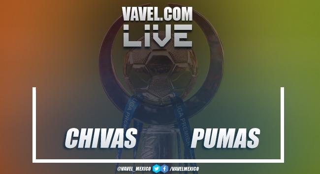 Previa Chivas vs Pumas: horario y dónde ver la Final Filiales Liga Premier