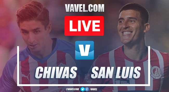 Goals and Highlights: Chivas 3-0 Atlético de San Luis, 2019 Liga MX