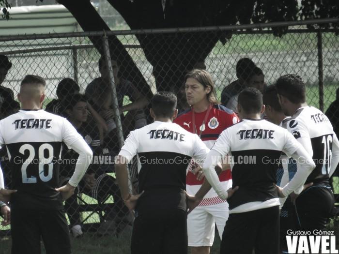 """Matías Almeyda: """"Feliz de poder ser parte de esta historia"""""""