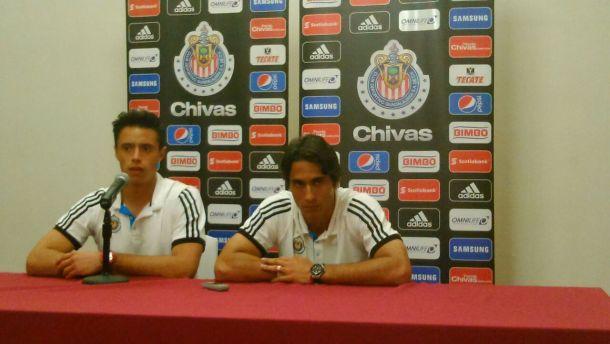 Llega Chivas con mentalidad ganadora para enfrentar a Monterrey