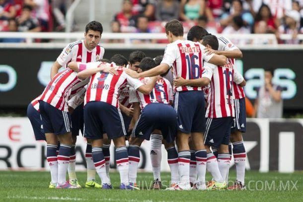 La radiografía de Chivas en el Apertura 2014