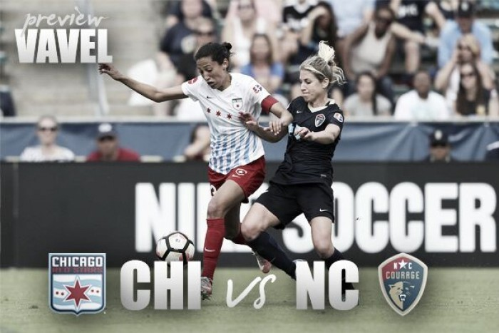 North Carolina Courage vs Chicago Red Stars NWSL Semifinal preview