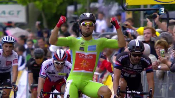 Giro del Delfinato, 4° tappa: bis di Bouhanni