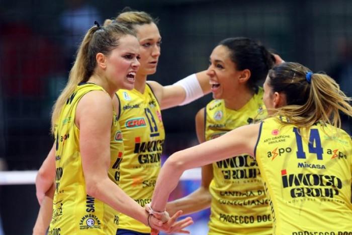 Volley F, Finale Scudetto: le pagelle di gara2 tra Nordmeccanica Piacenza e Imoco Volley Conegliano