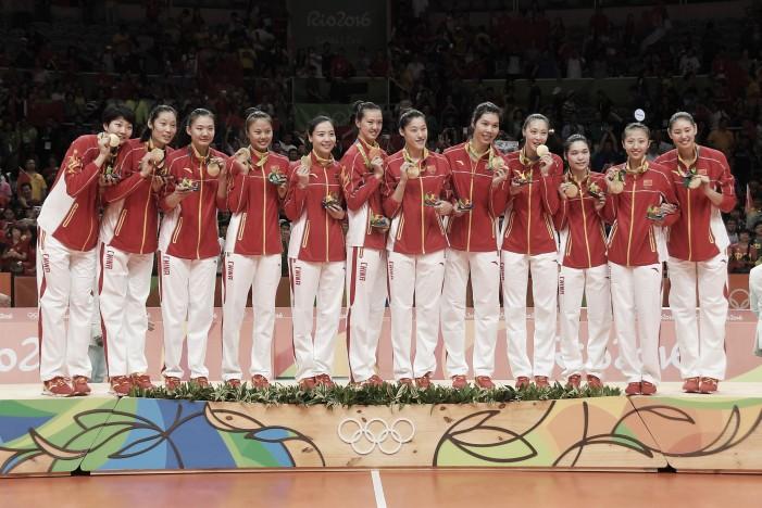 Voleibol Río 2016: China convierte su sueño en oro