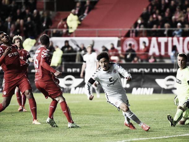 FC St. Pauli 4-0 Fortuna Düsseldorf: St. Pauli sweep aside shocking Fortuna