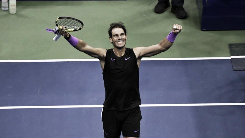 ¿Nadal superará a Federer?