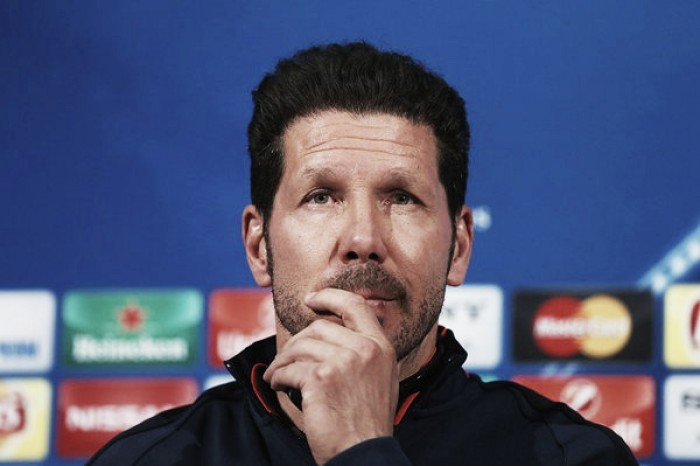 """Simeone: """"Domani sarà importante la forza mentale delle due squadre"""""""