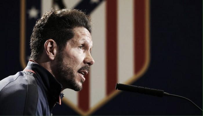 """Champions League, Simeone: """"Diverse alternative a Torres. Suarez giocatore straordinario"""""""