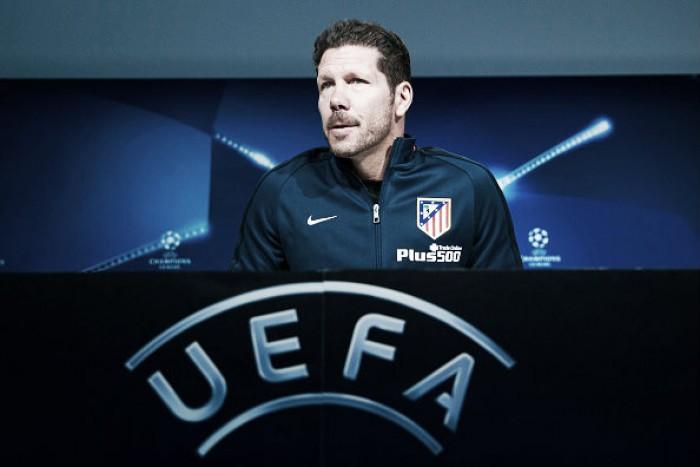 Diego Simeone: Champions League Final 'not about revenge'