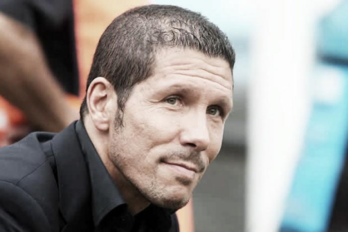 A 10 años del Cholo como entrenador del Pincha