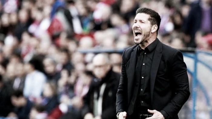 Las finales de Simeone en Atlético Madrid
