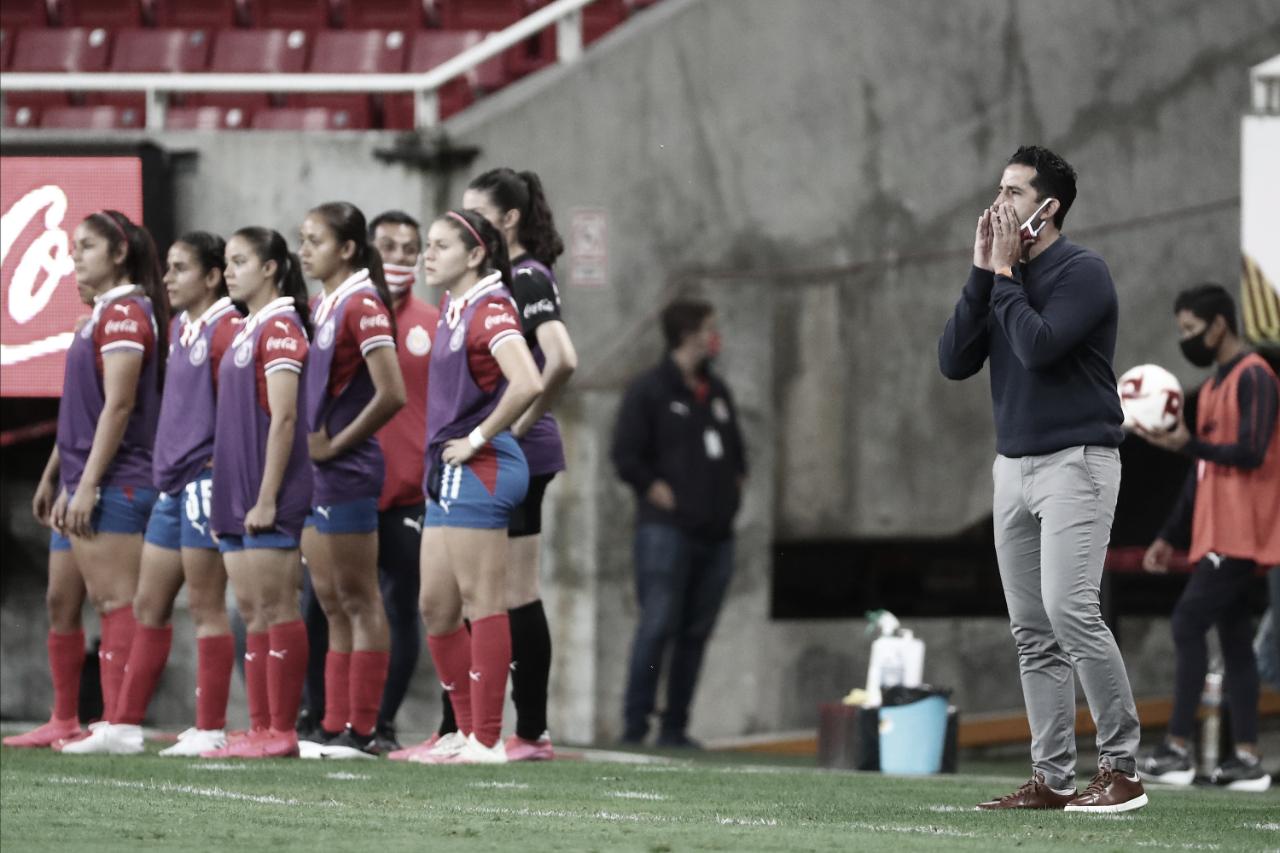 """Édgar Mejía: """"Mi equipo siempre debe mostrar hambre"""""""