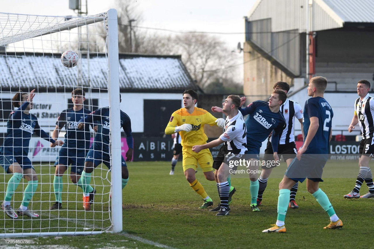 Chorley FC 2-0 Derby County: Sixth tier Magpies trump youthful Rams to earn fourth round spot