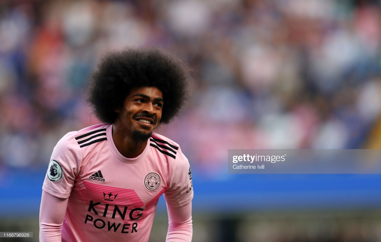 Hamza Choudhury commits to long-term deal with Leicester City