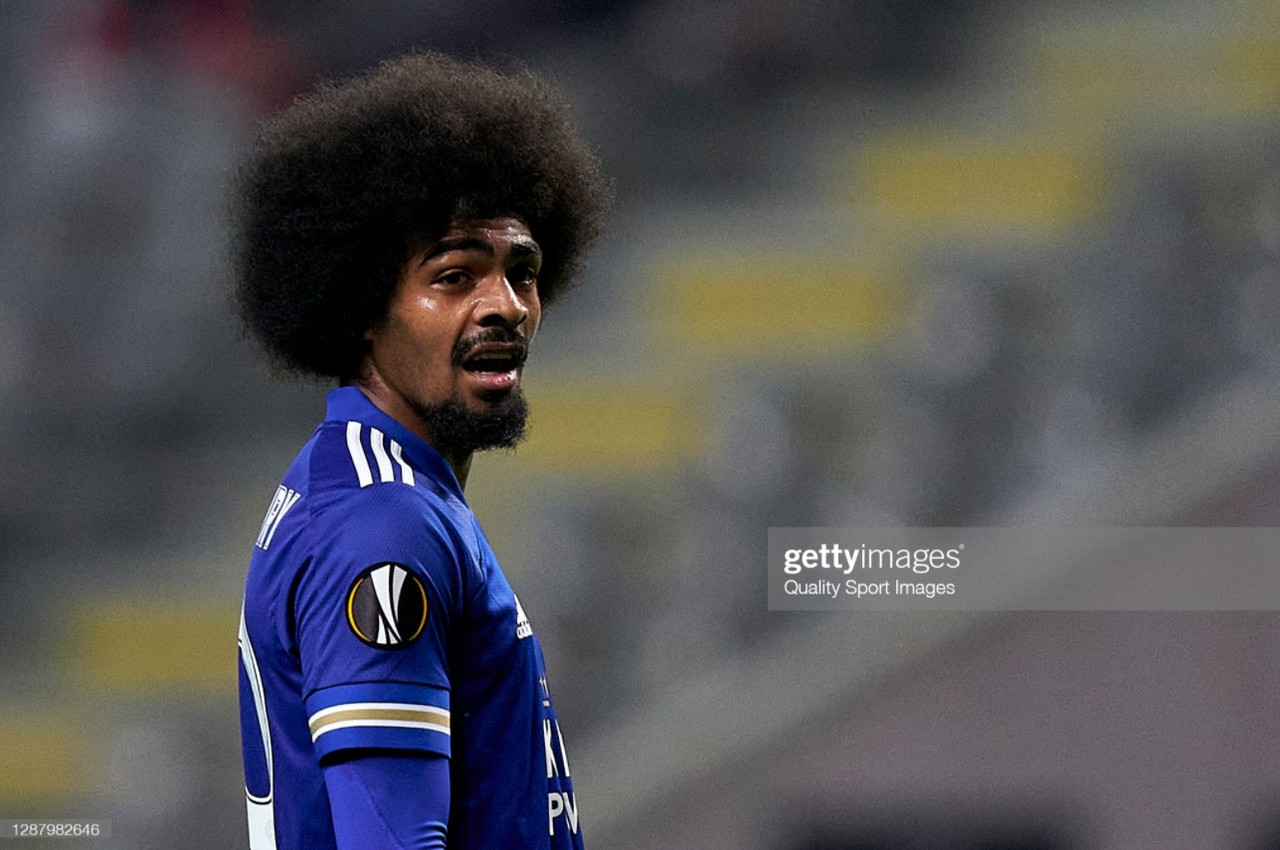 Analysis: Hamza Choudhury showing resilience after being handed Leicester City lifeline