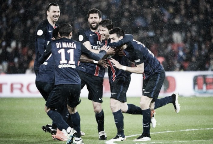 Paris Saint-Germain 4-0 Rennes: Strong second half showing from the champions