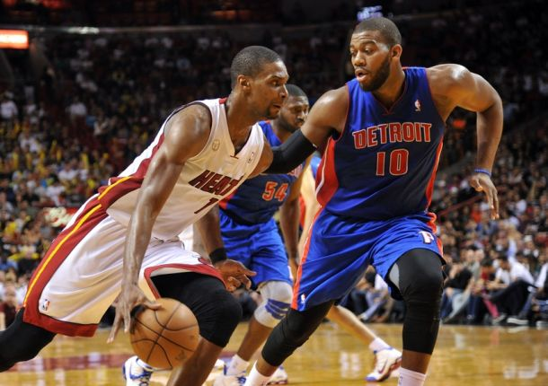 Resultado Miami Heat vs Detroit Pistons (109-102)