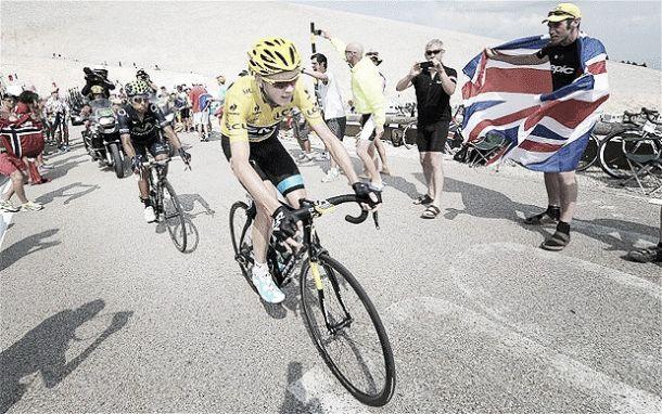Tour de Francia 2013: Chris Froome, por encima del resto