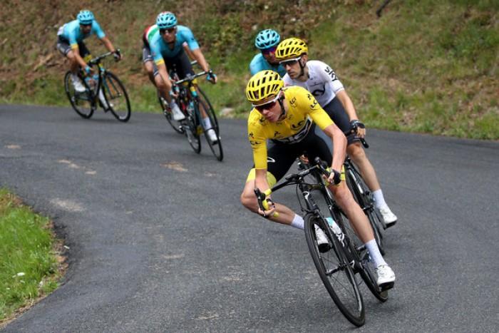Tour de France, grandissimo Fabio Aru conquista la maglia gialla