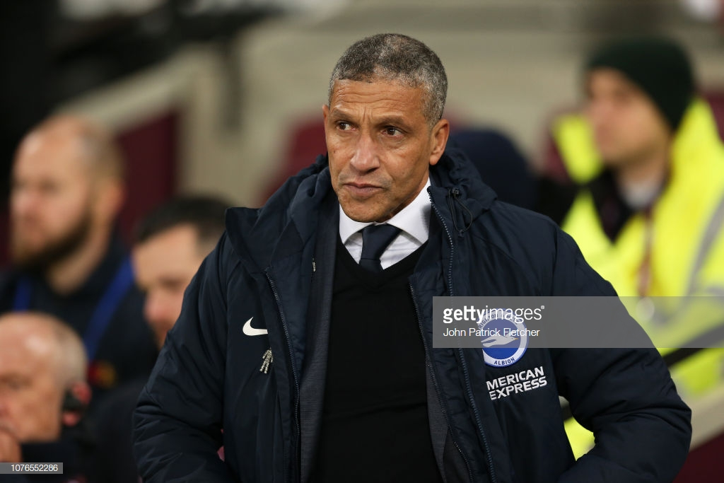 Hughton aiming for 'magic figure' after failing to win on the road again