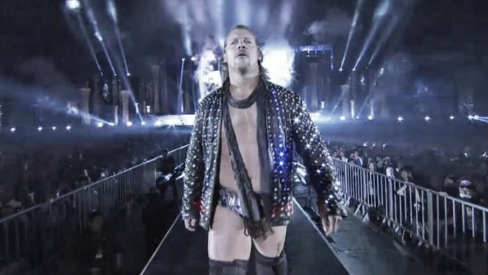 ¿Nuevos planes para Chris Jericho en NJPW?