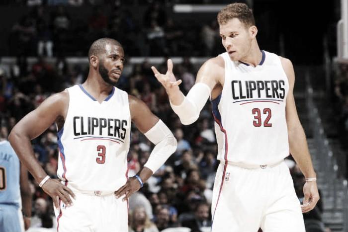Chris Paul e Blake Griffin sofrem com lesões e desfalcam Los Angeles Clippers nos playoffs