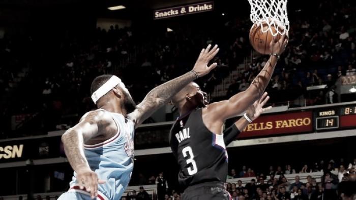 Chris Paul le marca el camino a los Clippers
