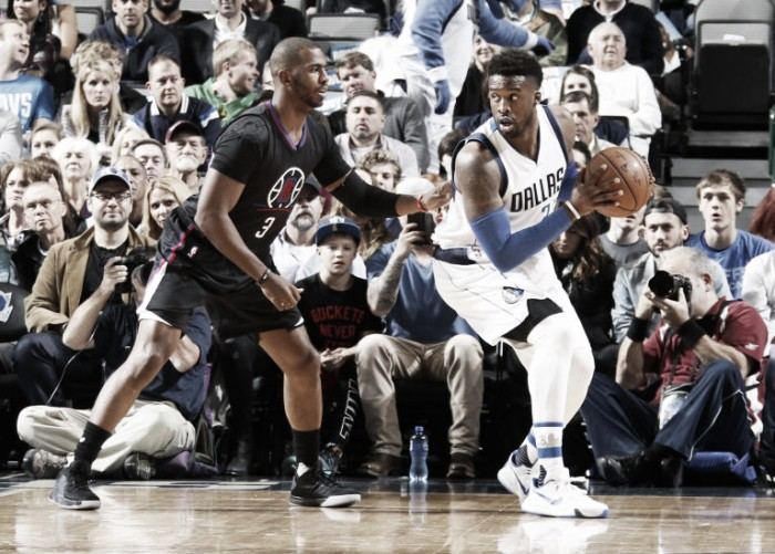 Clippers le sacudió la modorra  a Dallas Mavericks